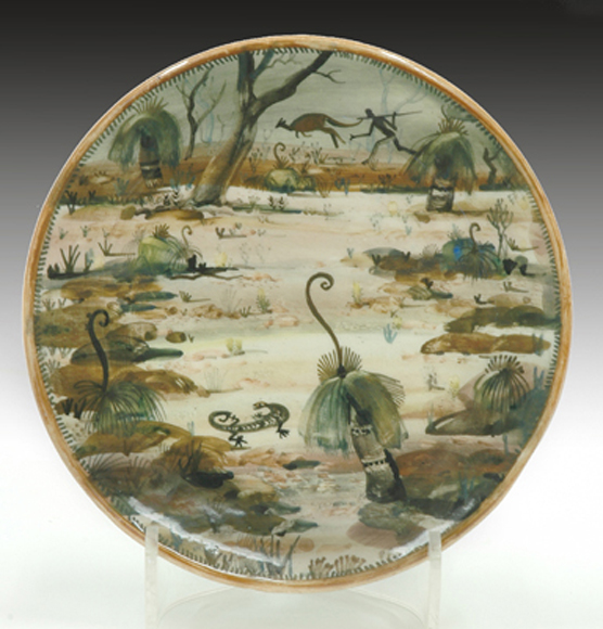 An Arthur Merric Boyd And Neil Decorative Arts