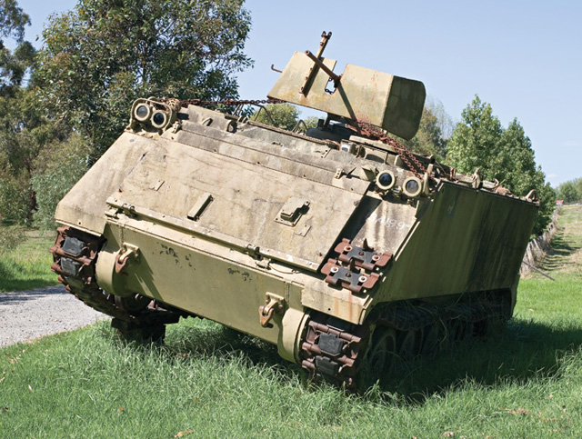 Armored Personnel Carrier For Sale Usa