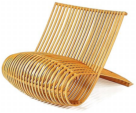 marc newson wood chair 1988 20th century and