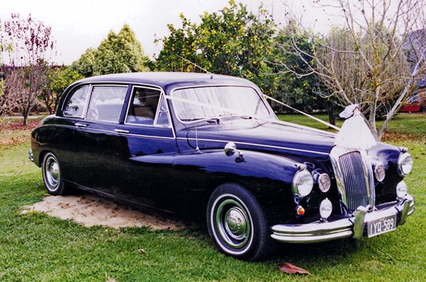 1963 Daimler Majestic Major Collector S Motor Cars