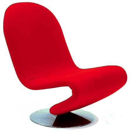 Verner panton 123 system chair 20th century design and - Verner panton sedia ...