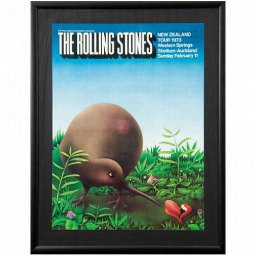 Framed Rolling Stones New… - Contemporary Art/Design