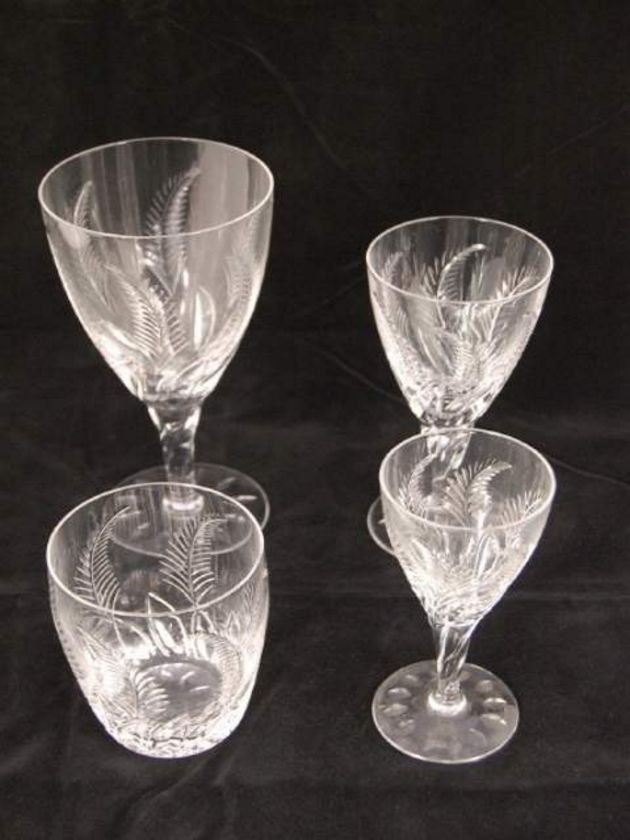 port wine glasses. Description: Wine Glasses