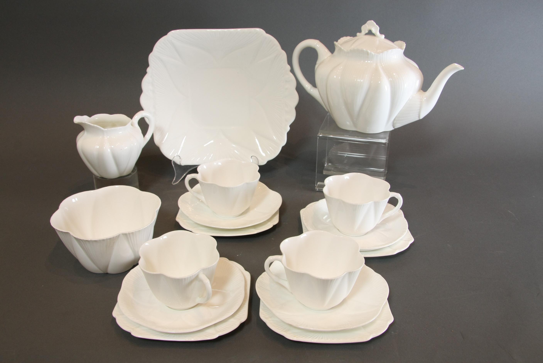 A Shelley Bone China Tea Set Fine Amp Decorative Arts