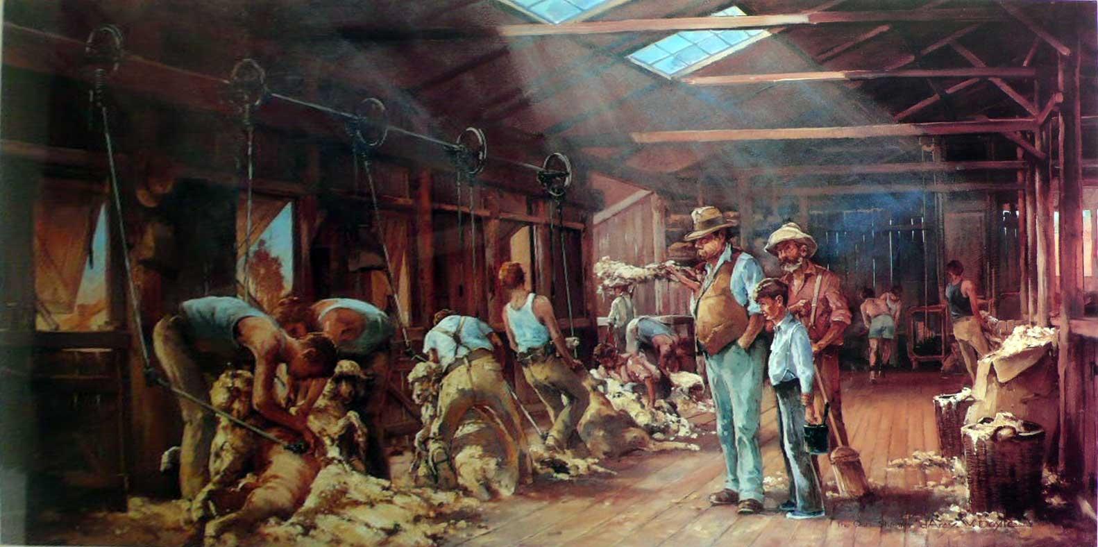Darcy Doyle Paintings Prices