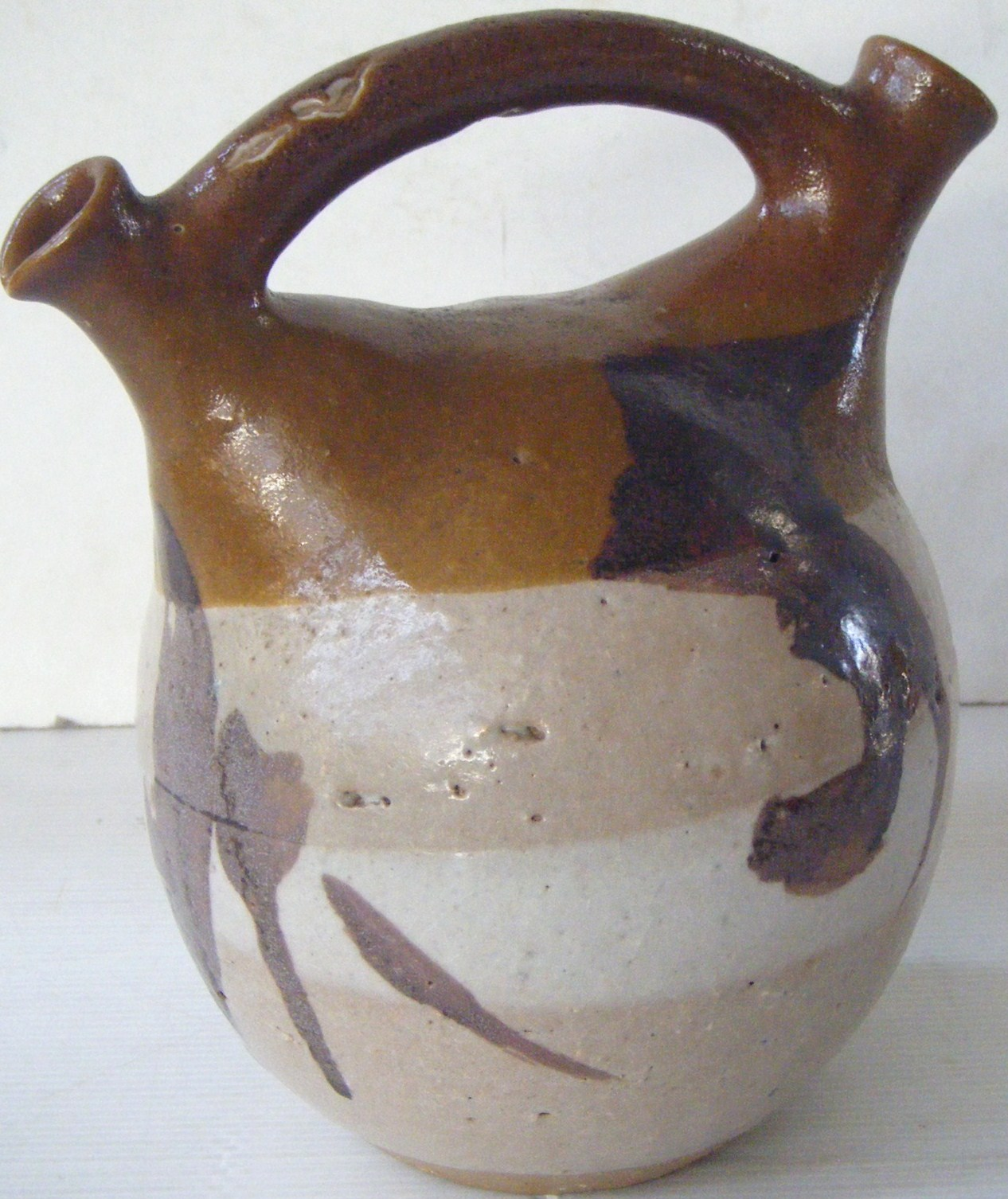 John Gilbert Pottery Jug Of Decorative Arts The