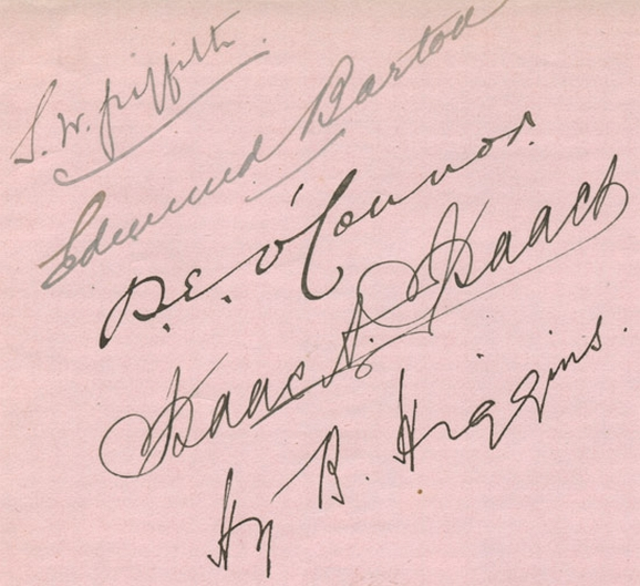 Edmund Barton U Edmund Barton: Sir Edmund Barton (1849-1920,…