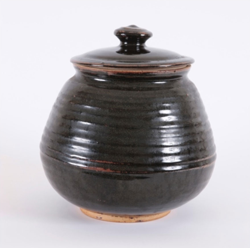 Harold Hughan Lidded Jar Australian And International