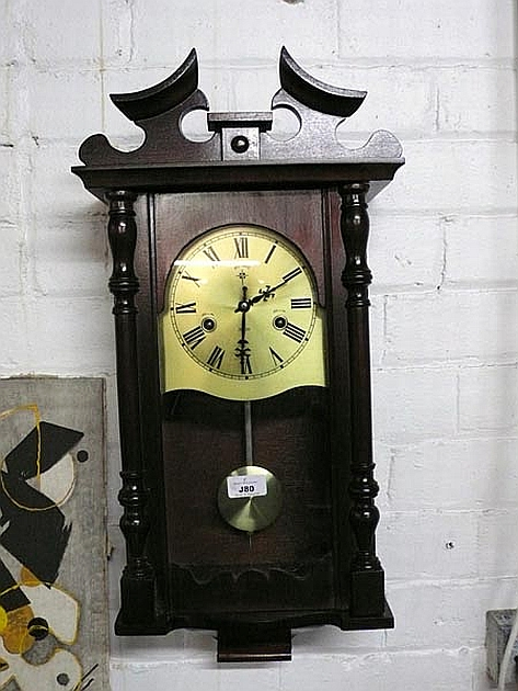 Polaris 31 Day Wall Clock Antiques And Collectables
