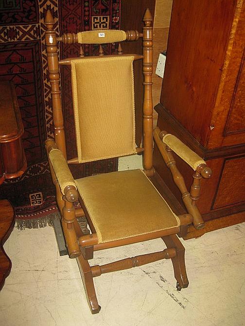 A 19th century dexter platform fine antique furniture for Oriental furniture adelaide
