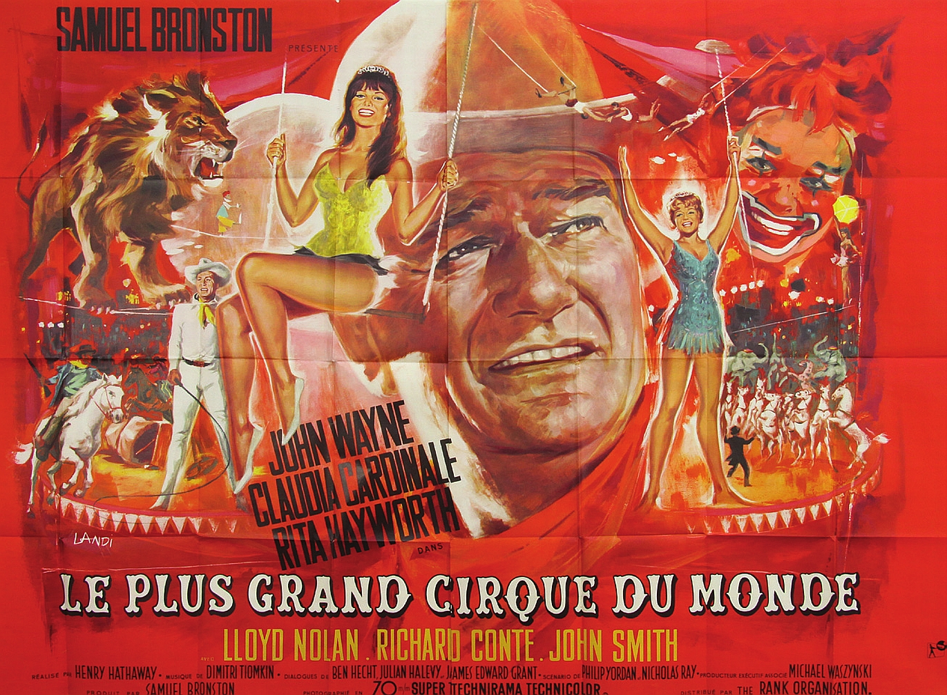Poster 39 le plus grande cirque modernist collection - Le plus grand maison du monde ...