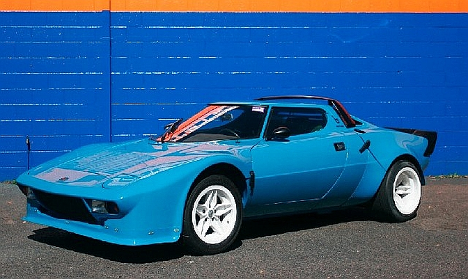 1975 Lancia Stratos Hf Stradale… - Collectors' Motor Cars ...