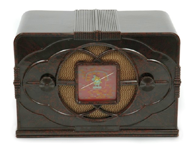 Astor mickey mouse bp radio classic radios leonard - Estor mickey mouse ...