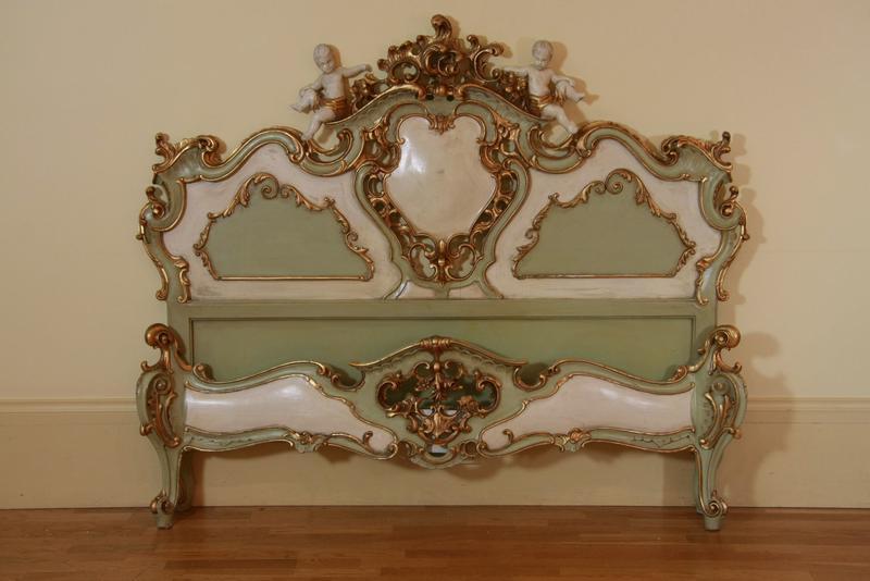 A contemporary french rococo fine decorative arts for Rococo decorative style