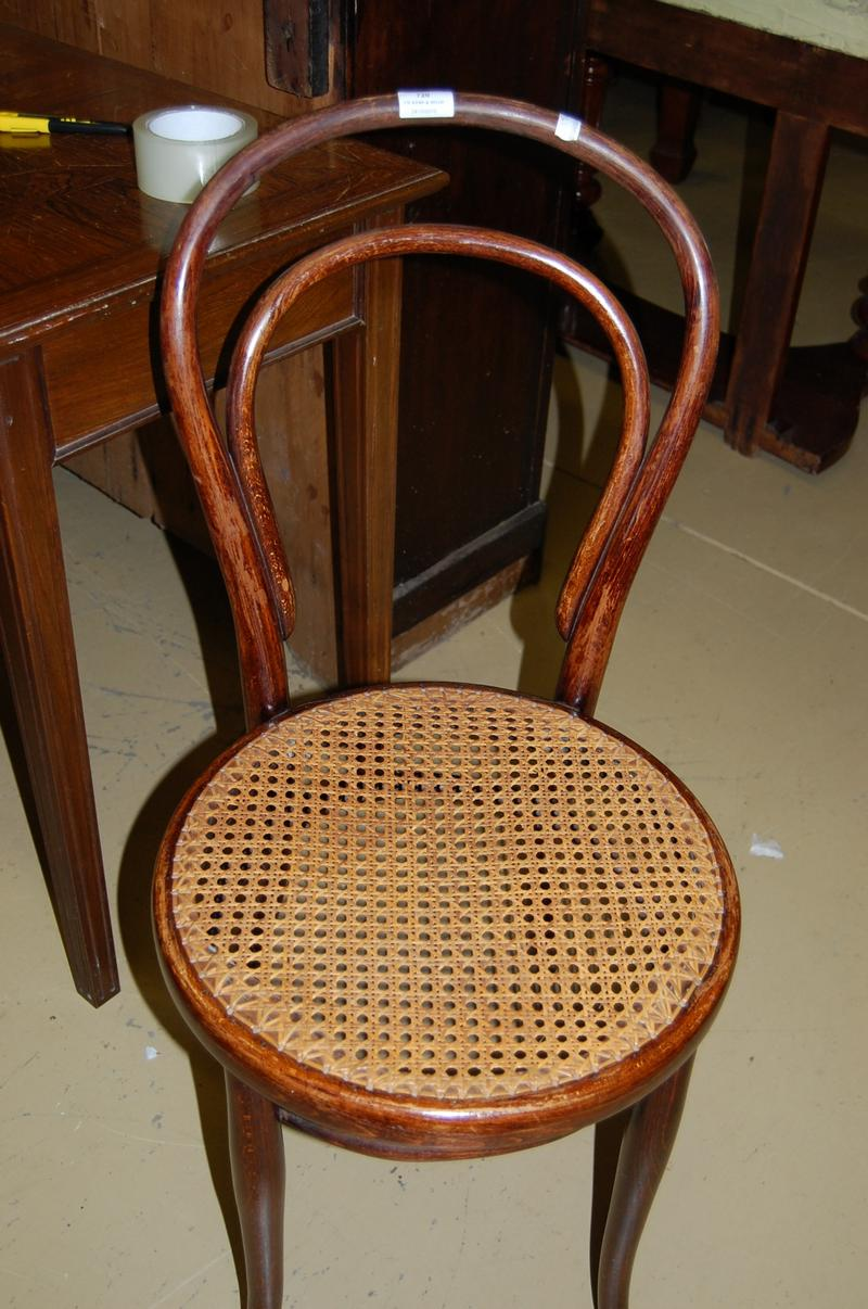 Three Antique bentwood chairs - Three Antique Bentwood Chairs - Maitland Antiques & Collectables