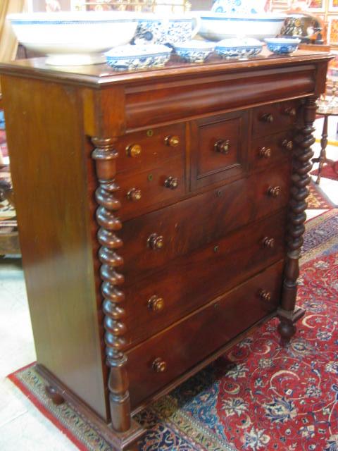 Australian Colonial Cedar Chest Fine Antique Furniture