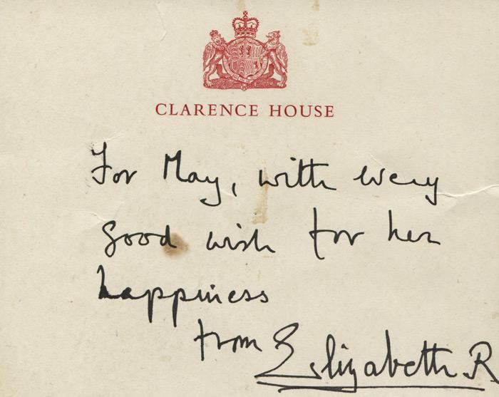 gallery queen elizabeth i signature
