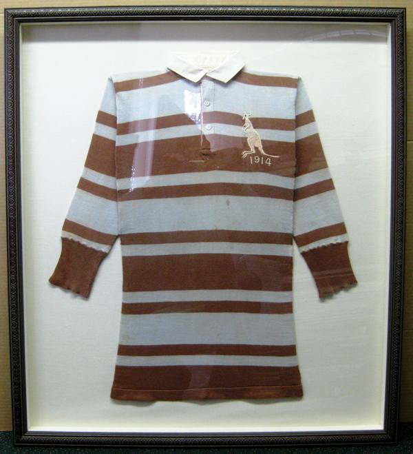 a59a0824cf7 Have your own design Source · 1914 Australian Rugby League Rugby  Memorabilia Sports