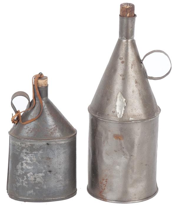 a miners tin water bottle australiana leski auctions pty ltd
