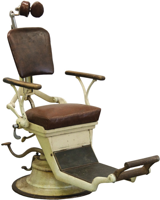 Vintage adjustable dental chair… - Vintage Adjustable Dental Chair… - Medical, Dental & Pharmaceutical