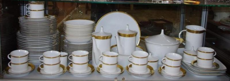 Extensive Rosenthal dinner set\u2026 & Extensive Rosenthal dinner set\u2026 - Ceramics Glass Furniture ...