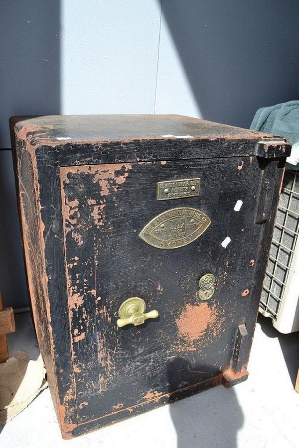 Antique Safe, The Ajaxu2026