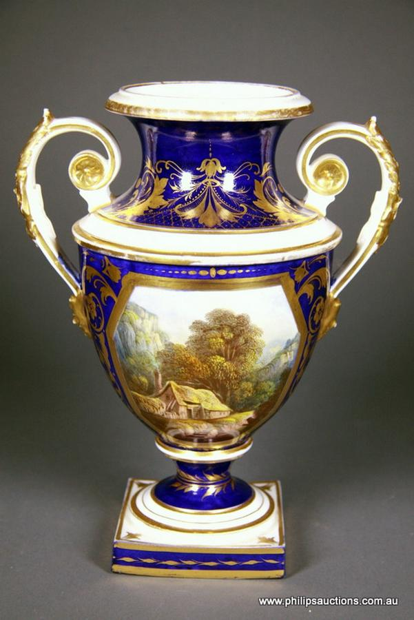 Philips Auctions To Sell Fine And Early English Porcelain
