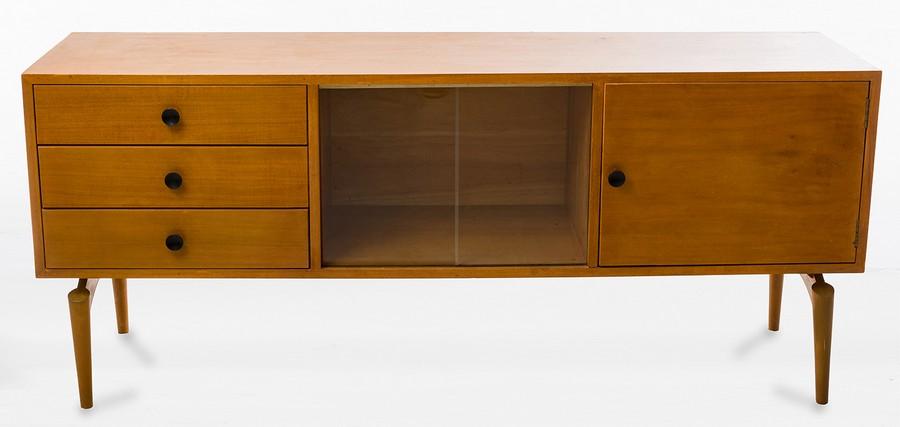 Grant Featherston Sideboard Modern Design Leonard Joel Pty Ltd Antiques Reporter