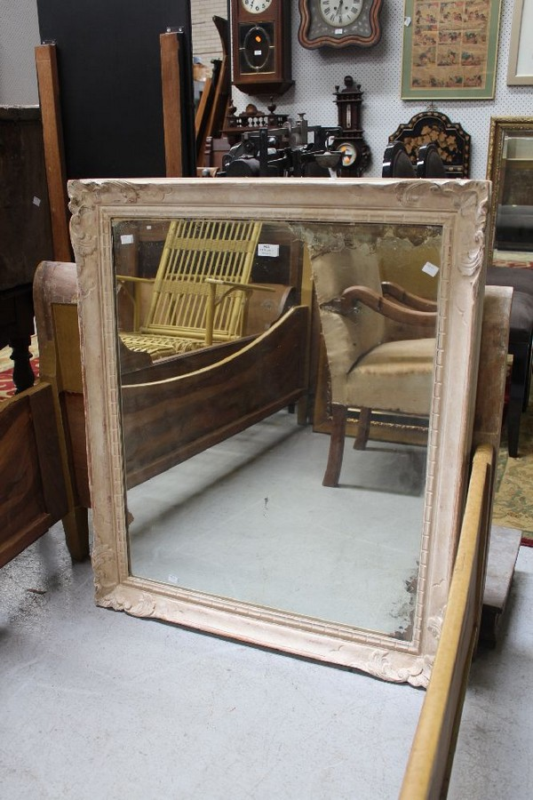 Decorative mirror 94 cm high antiques collectables for Mirror 80cm wide