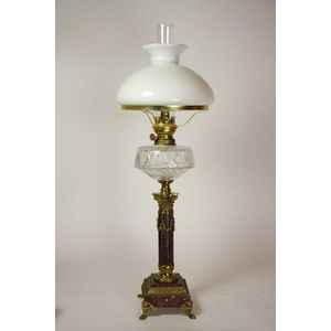 L&s - Kerosene - Lighting - Philips Auctions Australia - Antiques Reporter  sc 1 st  Antiques Reporter & Lamps - Kerosene - Lighting - Philips Auctions Australia - Antiques ...