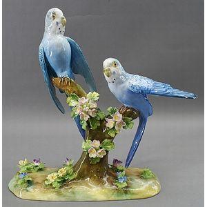 crown staffordshire birds